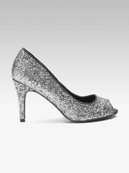 687a973b2bad4 DOROTHY PERKINS. Women Glitter Peep Toes