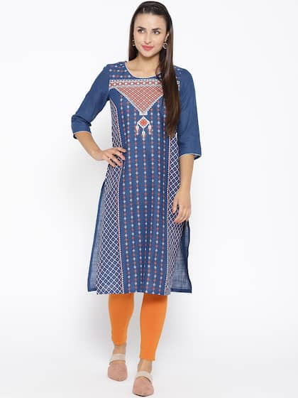 0fe6706b96 Straight Kurta - Buy Straight Kurtas Online in India