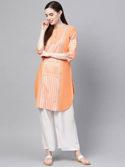 Image result for Indian Style outfits for straight body shape