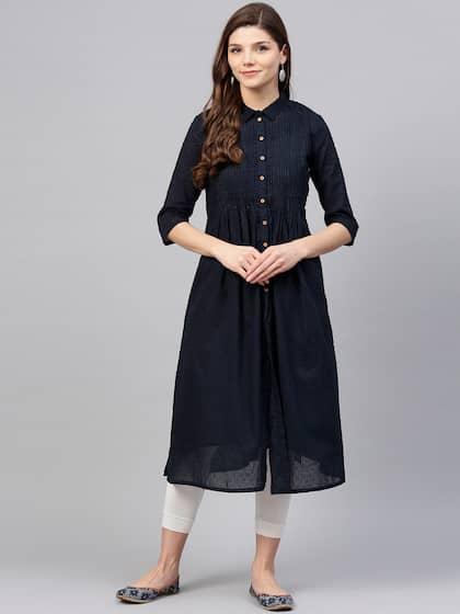 51519b428ef3 Layered Kurtas - Buy Layered Kurtas online in India