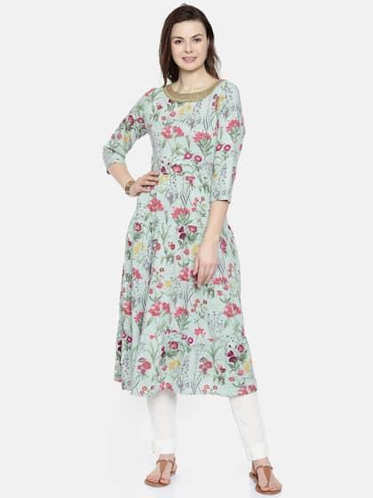 71d1fe56f2ee07 Printed Anarkali - Buy Printed Anarkalis Suits online