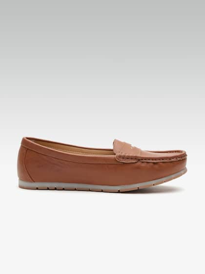 61b265a1ae504 Brown Shoes - Buy Brown Shoes Online in India