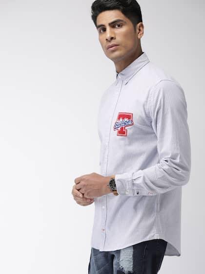 012d365df04066 Tommy Hilfiger Shirts - Buy Tommy Hilfiger Shirt Online