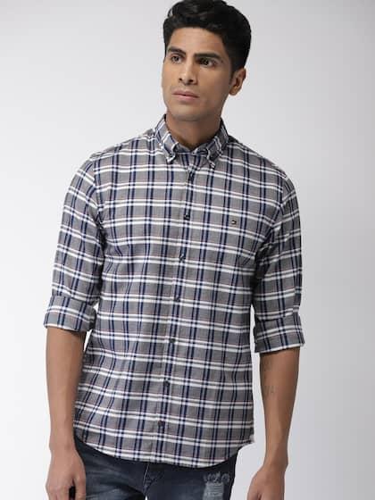70b3a86264c Tommy Hilfiger Shirts - Buy Tommy Hilfiger Shirt Online