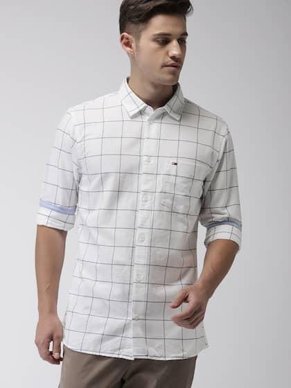 Tommy Hilfiger Shirts - Buy Tommy Hilfiger Shirt Online  1448d1c861098