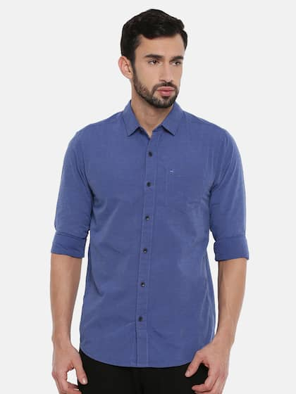 0a4ddcc905bf Wrangler Shirts - Buy Shirts from Wrangler Online | Myntra
