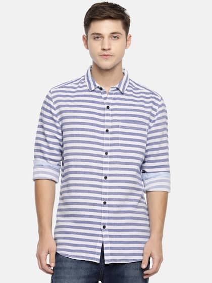 6a9fe7c2 Wrangler Shirts - Buy Shirts from Wrangler Online | Myntra