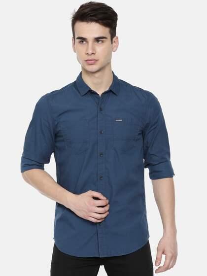 bec9a7ca94 Wrangler Shirts - Buy Shirts from Wrangler Online