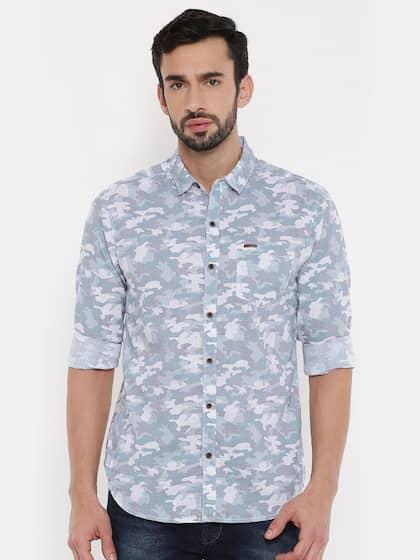 3ce55d4e5b6 Wrangler Shirts - Buy Shirts from Wrangler Online