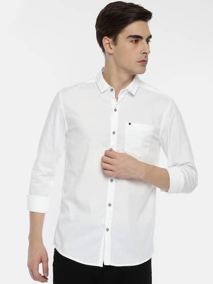 31a3f90e Wrangler Shirts - Buy Shirts from Wrangler Online | Myntra