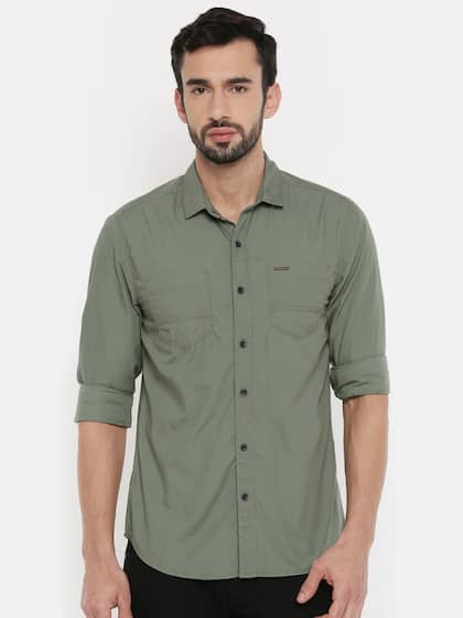 1121925e66b Wrangler Shirts - Buy Shirts from Wrangler Online
