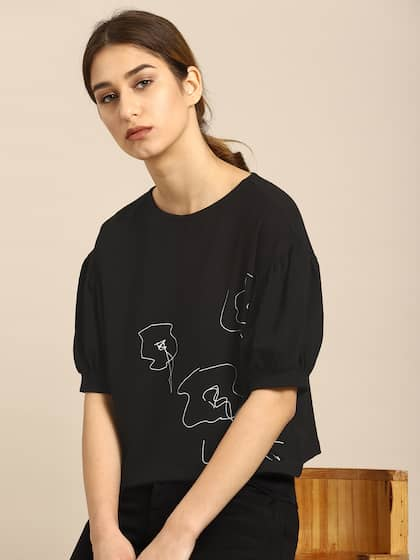 99fd5fb4126d0 Cotton Tops - Buy Stylish Cotton Tops Online
