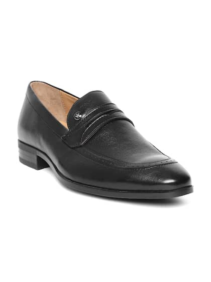 eb1ce9da350 Black Shoes - Buy Black Shoes Online in India