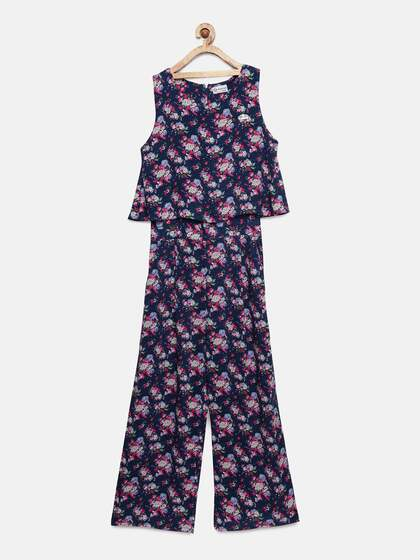 3608b75a62 Jumpsuit For Girls- Buy Girls Jumpsuit online in India