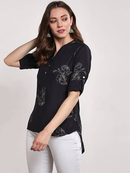 2396b57a74c84 Floral Print Tops - Buy Floral Print Tops online in India