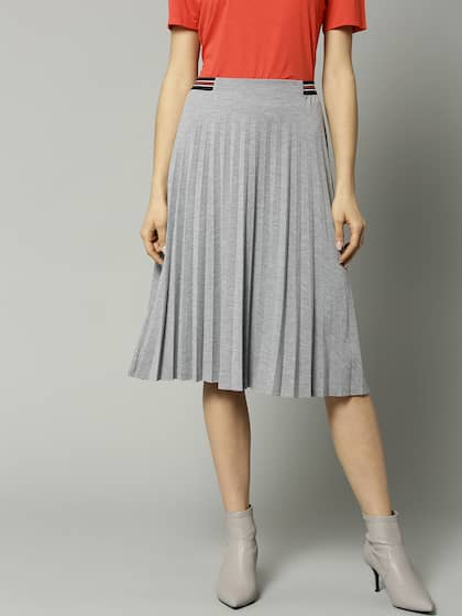 764ef9289 Marks Spencer A Line Skirts - Buy Marks Spencer A Line Skirts online ...