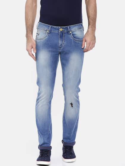 a81adeaf Wrangler Ripped Jeans - Buy Wrangler Ripped Jeans online in India