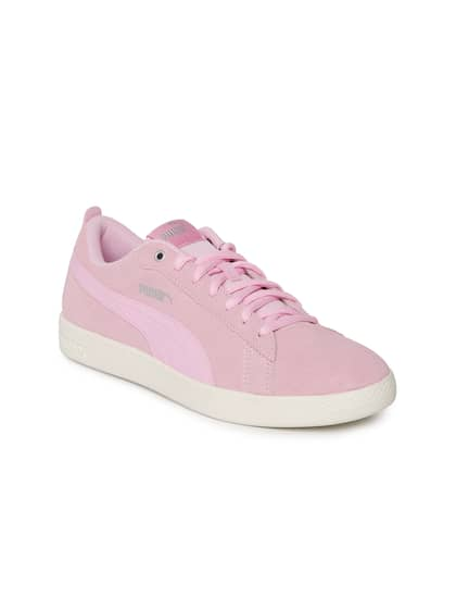 Puma Pink Shoes Casual - Buy Puma Pink Shoes Casual online in India 0f4cdb6c0cd1