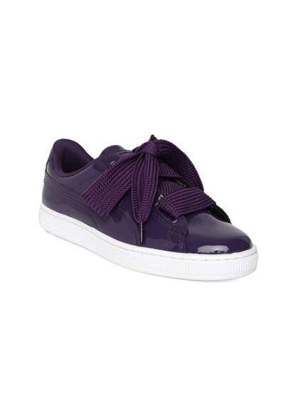 9be73434b60f Puma Basket Shoe - Buy Puma Basket Shoe online in India