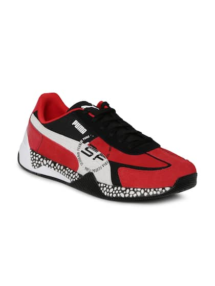 252dae396609 Red Ferrari Puma Shoes - Buy Red Ferrari Puma Shoes online in India