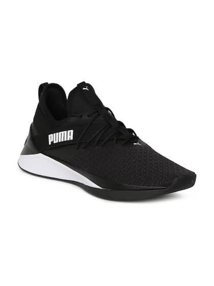 info for c9911 4a995 Puma Men Black Jaab XT Training Shoes