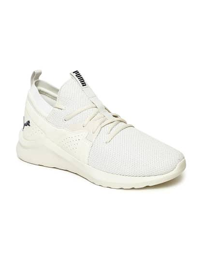 Puma Off White Shoes - Buy Puma Off White Shoes online in India a31c30e8d