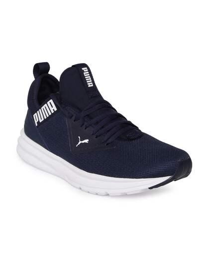 b04d2984ab6f Puma Men Navy Blue Enzo Beta Running Shoes