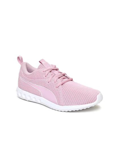 9b4e826bb61 Puma Pink Sports Shoes - Buy Puma Pink Sports Shoes online in India