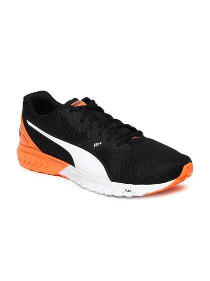 bb793f8d9c7282 Black Sports Shoes - Buy Black Sports Shoes Online in India
