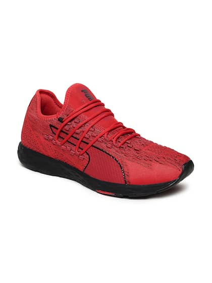 5ef589f07940 Puma Red Shoes - Buy Puma Red Shoes Online in India