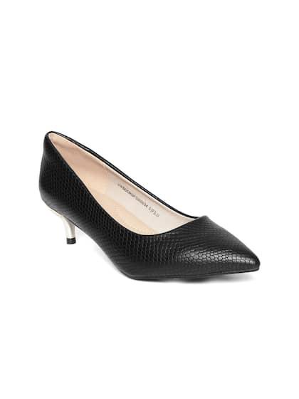 Van Heusen Woman Women Textured Heels