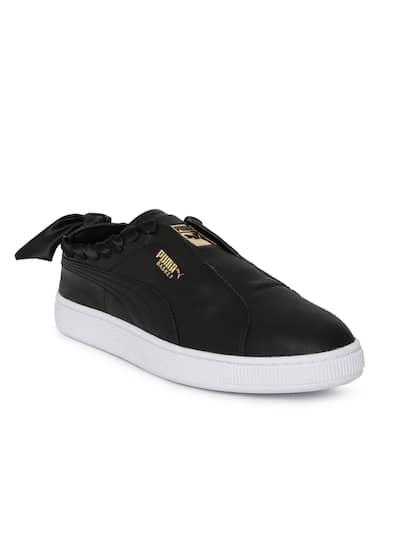 best service c0c2e 3c1b5 Puma. Women Basket Leather Sneakers