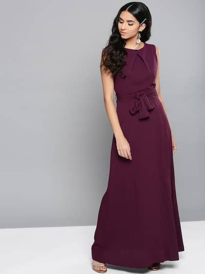 Purple Dresses - Buy Purple Dresses online in India 82fcc32fe