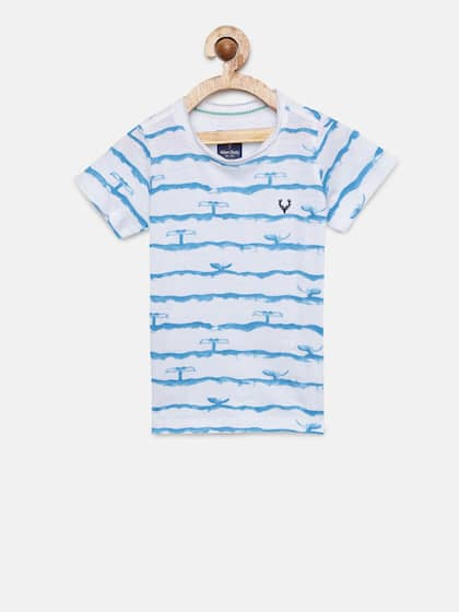 ba0282e3b Allen Solly Junior - Buy Allen Solly Kids Clothing Online - Myntra