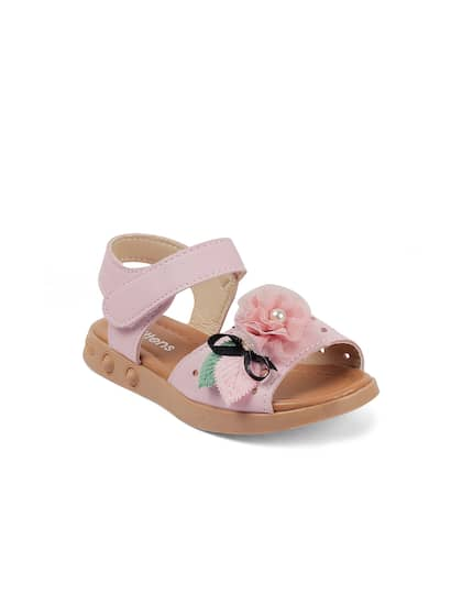864aed077 Pink Sandals - Buy Pink Sandals Online in India