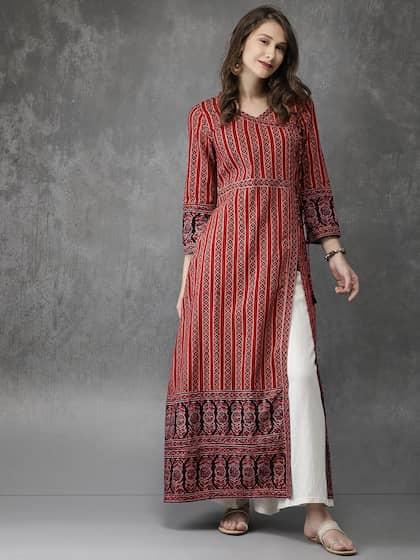 1661e7cc454a Ethnic Wear - Buy Ethnic Wear for Men   Women Online