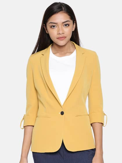 612fc46db15 Women Blazers Online - Buy Blazers for Women in India