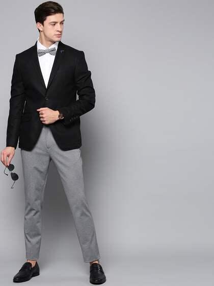 4bc12c1e9efb Slim Fit Blazers | Buy Slim Fit Blazers Online in India