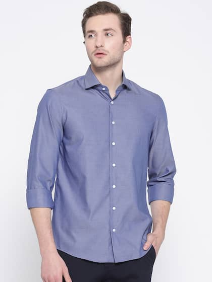 8f2cdc3852 Cotton Shirts - Buy Cotton Shirt Online in India