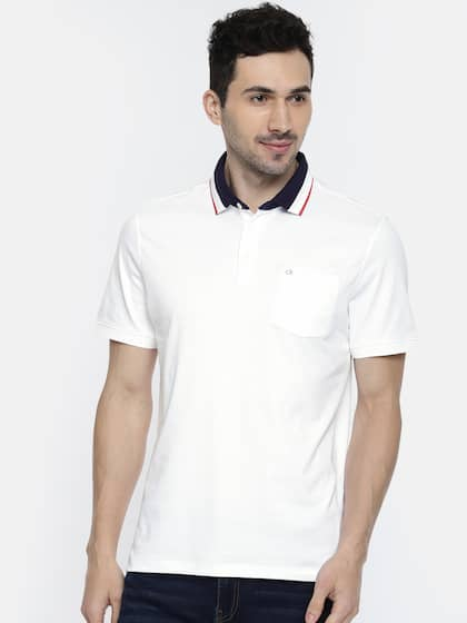 231e332c77a8 Collar T-shirts - Buy Collared T-shirts Online | Myntra
