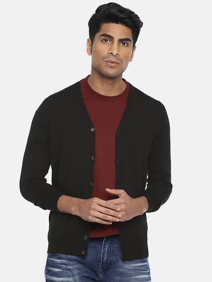 c772ce474d1 Sweaters for Men - Buy Mens Sweaters, Woollen Sweaters Online - Myntra