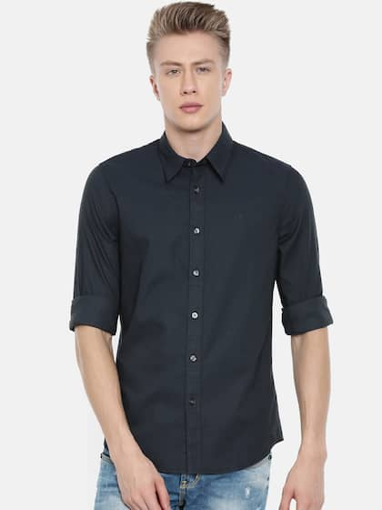 aeb68234447 Casual Shirts for Men - Buy Men Casual Shirt Online in India