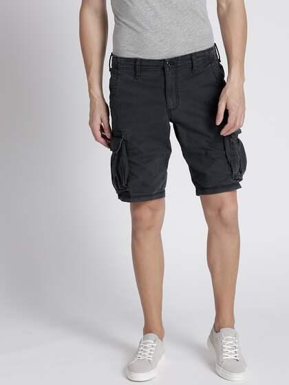 d2ee314cf1 Men Shorts - Buy Shorts & Capris for Men Online in India | Myntra