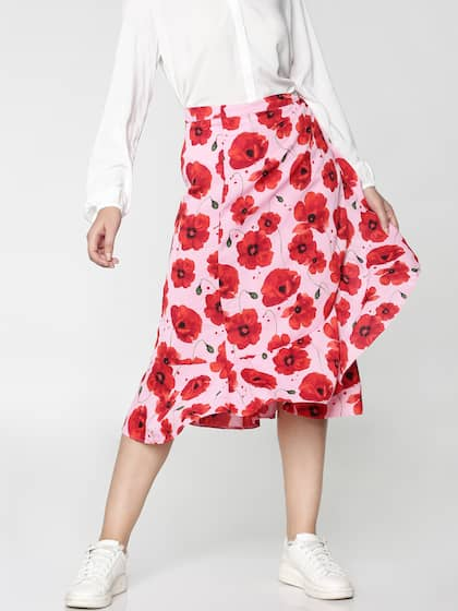 63419d6499ea Only Skirts - Buy Only Skirts Online in India