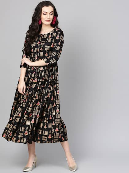 b2278118f9 Designer Dresses - Shop for Designer Dress Online in India | Myntra