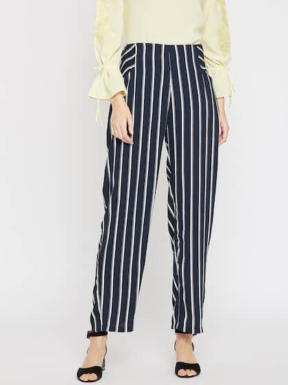 f3c701aa5323 Marie Claire Trousers - Buy Marie Claire Trousers online in India