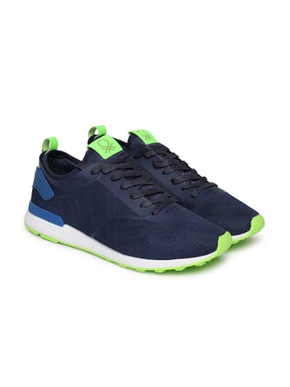 innovative design 14595 d9a43 United Colors of Benetton. Men Running Shoes