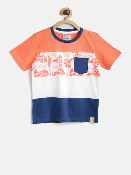 267b1e993 Boys T shirts - Buy T shirts for Boys online in India