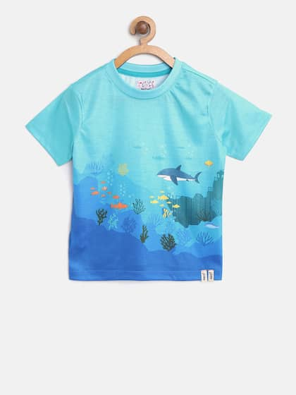 0f36b15fd Kids T shirts - Buy T shirts for Kids Online in India Myntra