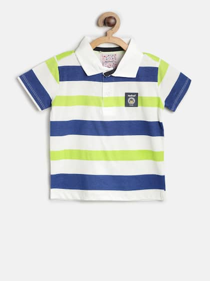Kids T shirts - Buy T shirts for Kids Online in India Myntra e231e99155a